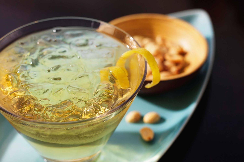 Виски с яблочным соком название коктейля