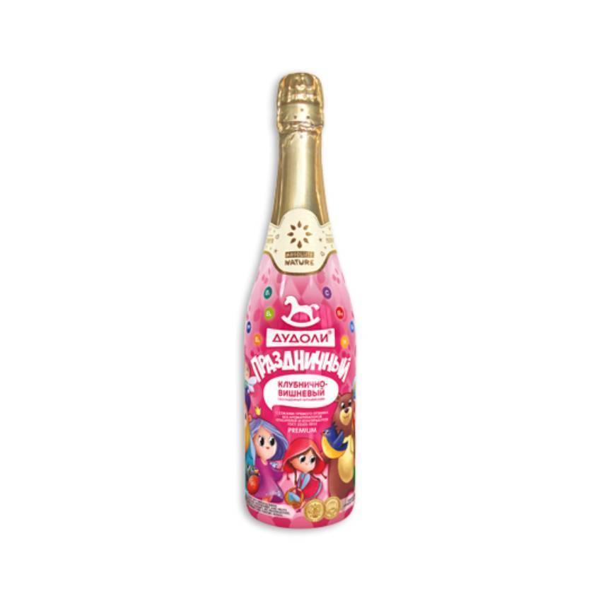 Детское шампанское: описание, состав, производители и отзывы
