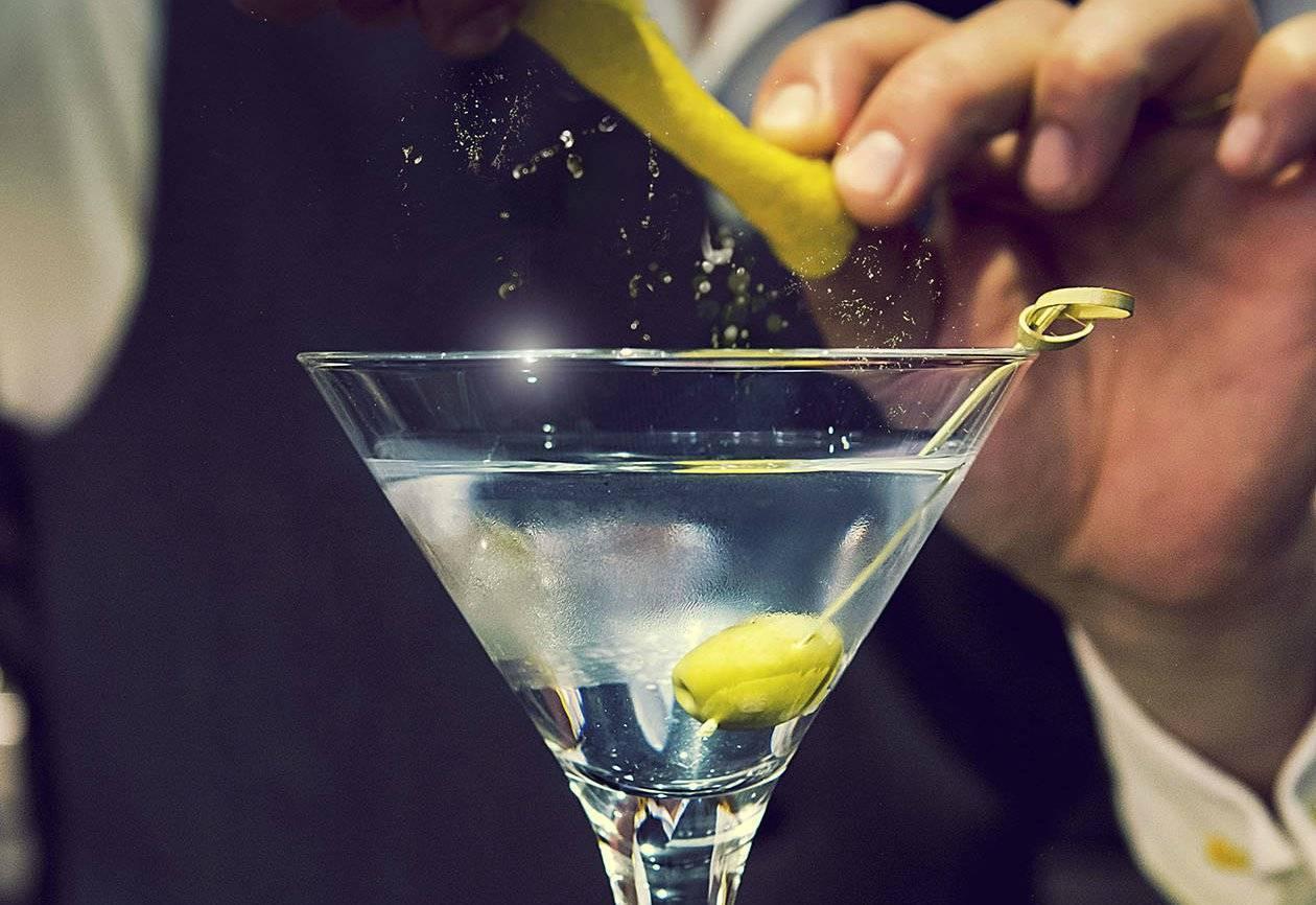 Рецепт коктейля мартине