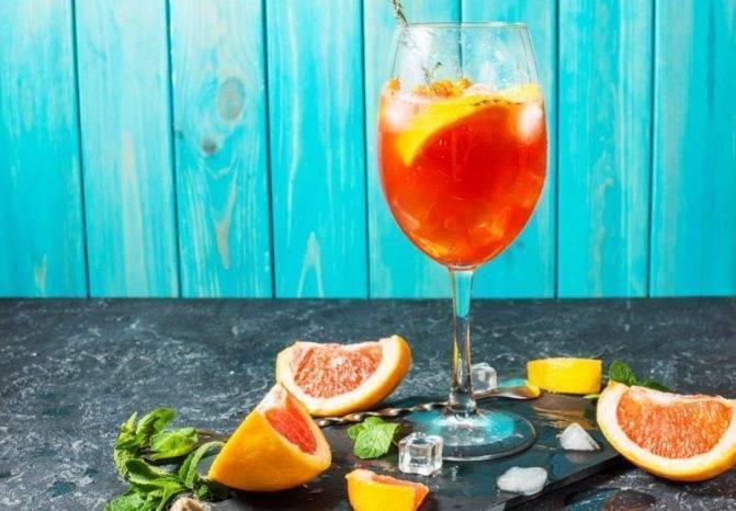 Апероль шприц. рецепт классический, пропорции, как приготовить коктейль в домашних условиях. фото
