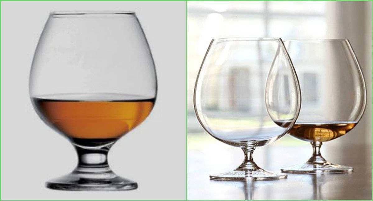 Что такое снифтер: как выбрать бокал для коньяка