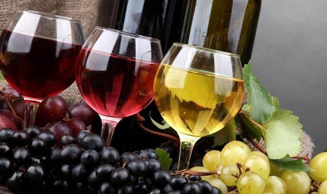 Самогон из вина как делают в домашних условиях