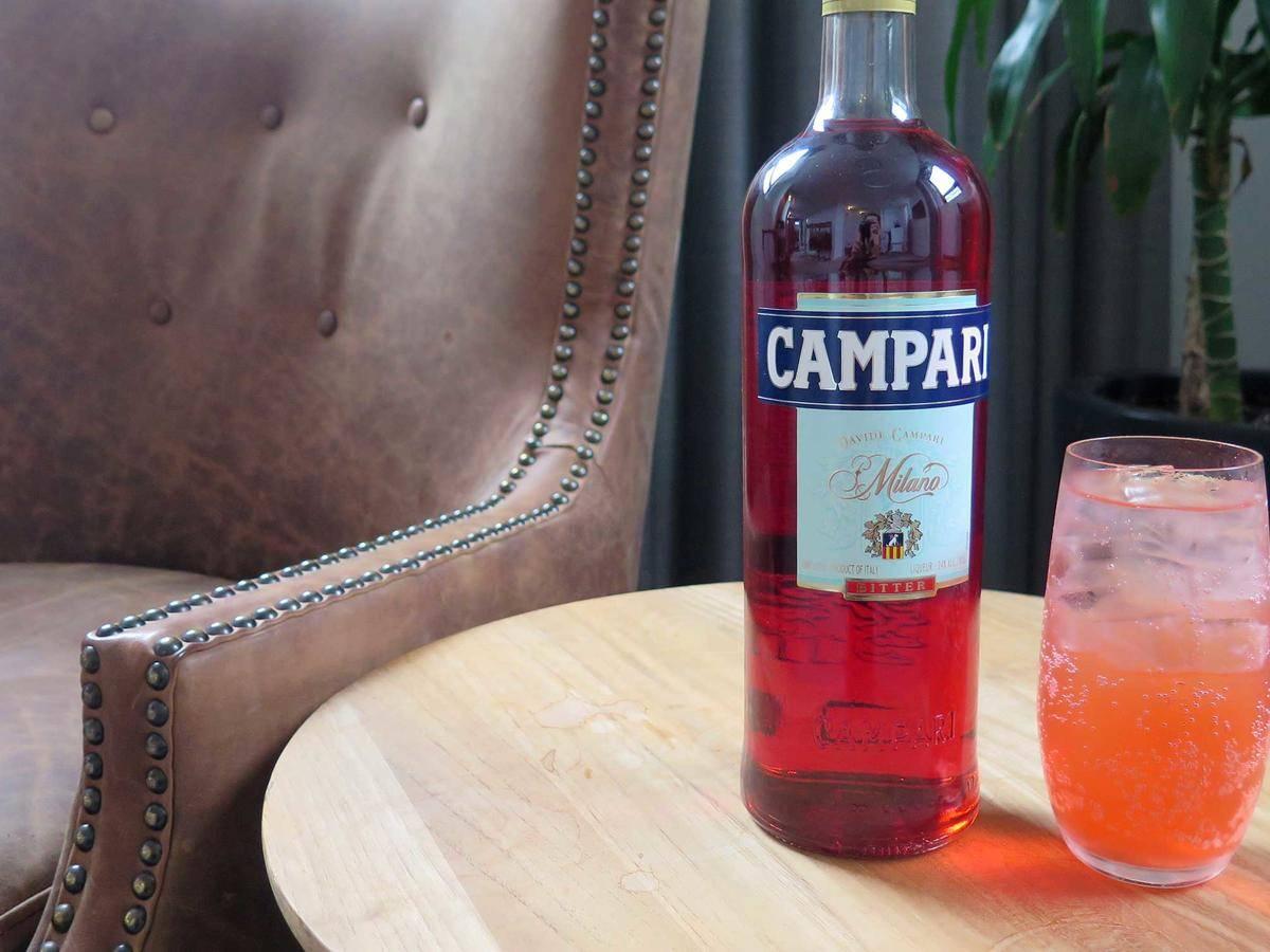 Как пить кампари – советы по употреблению итальянского ликера