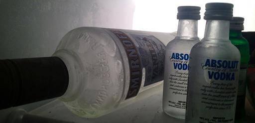 Температура замерзания спирта - таблица