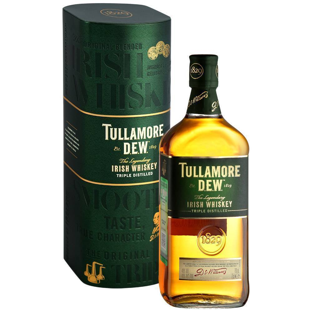 Ирландский виски tullamore dew (талламор дью) и его особенности