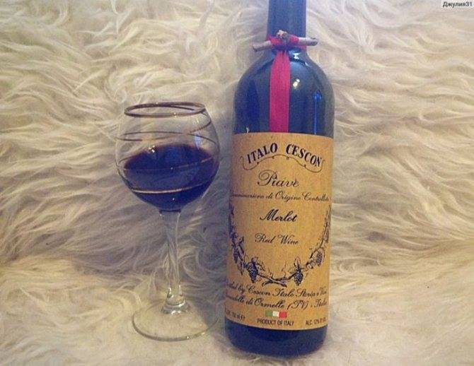Классификация вин по категориям