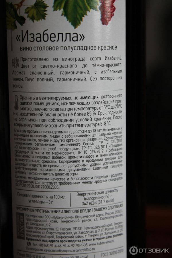 Готовим вино из винограда Изабелла