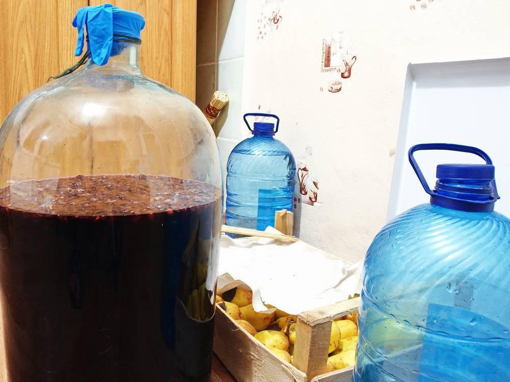 Изготовление вина в домашних условиях: простые рецепты