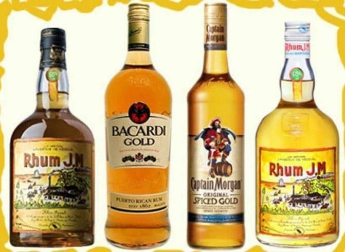Бакарди сколько градусов алкоголя - простые пошаговые рецепты с фотографиями