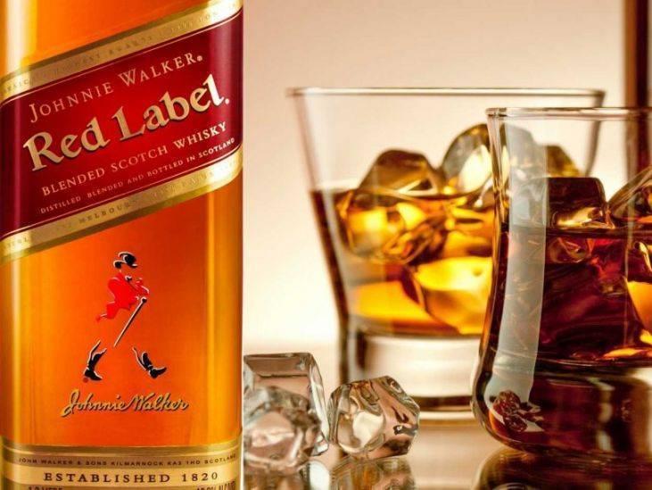 Обзор виски johnnie walker red label (джонни уокер ред лейбл) ⛳️ алко профи