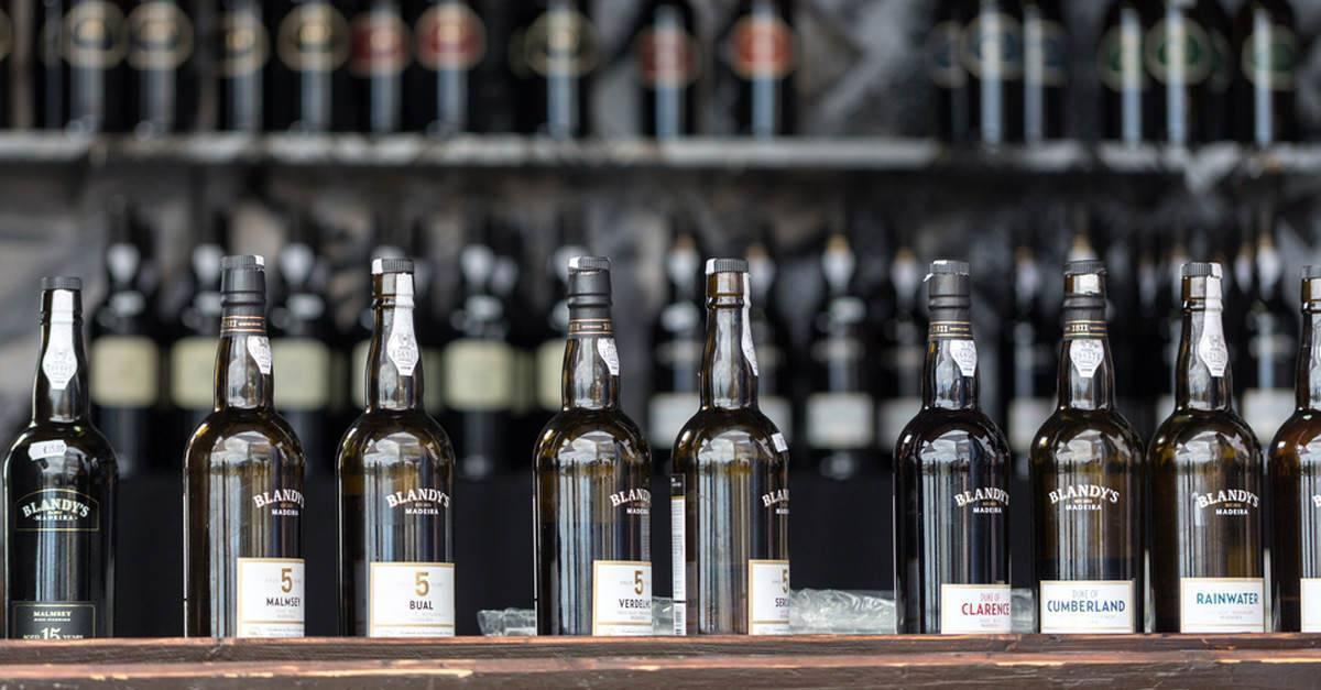 Вино мадера - определение, история, технология производства
