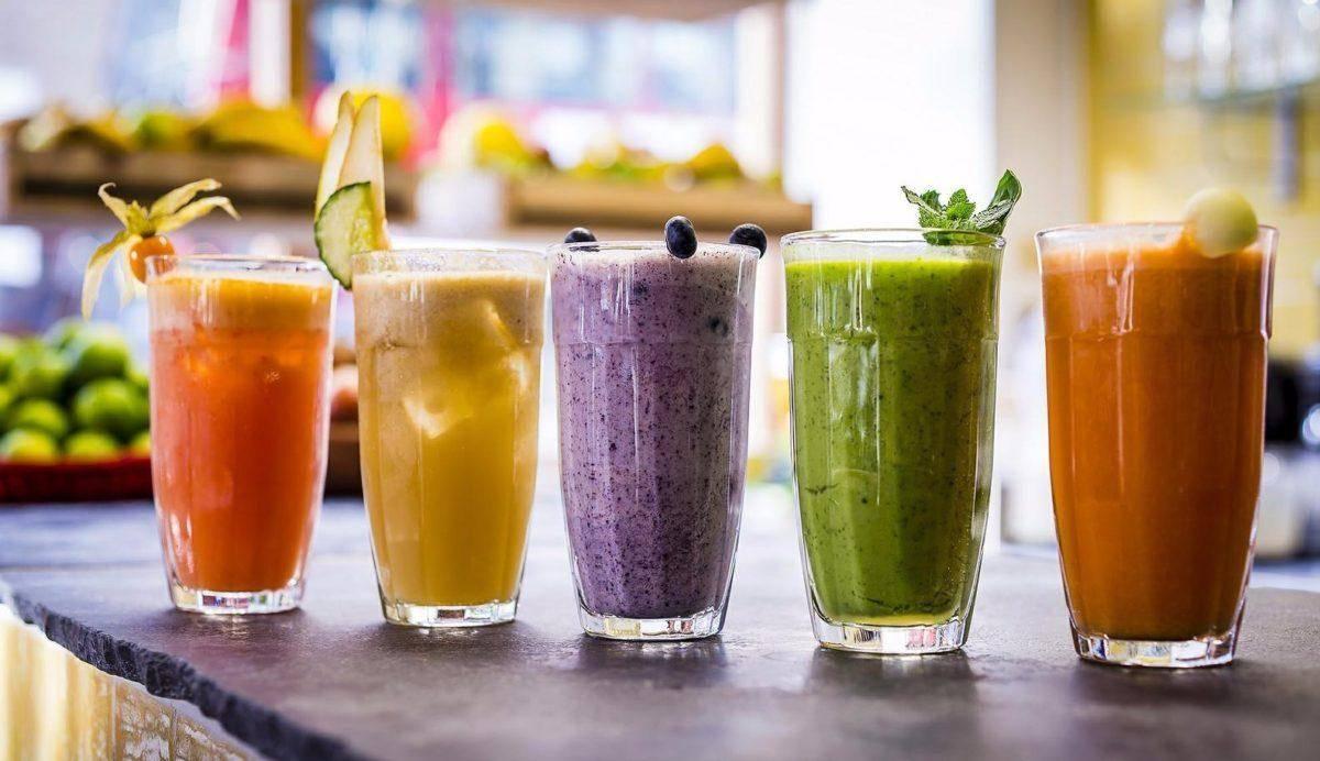 Польза и вред зеленых коктейлей, рецепты для похудения