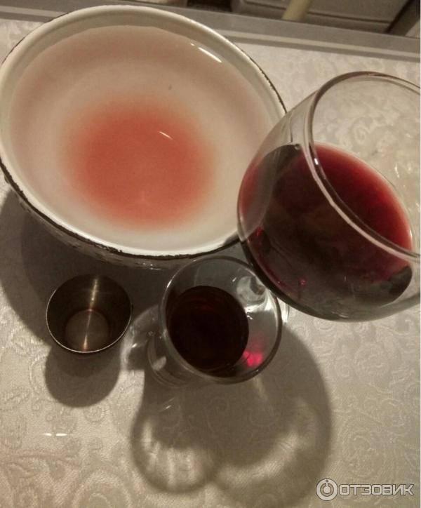 Как проверить вино содой