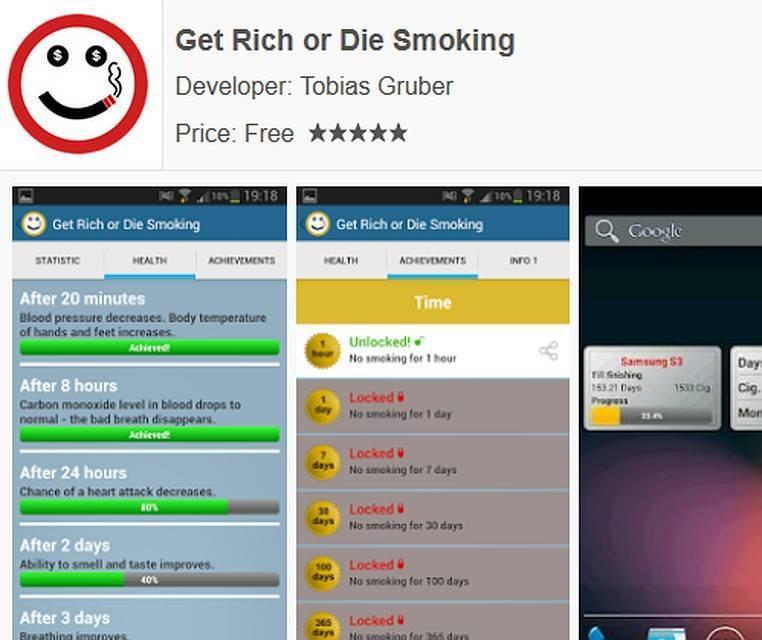 3 лучших бесплатных приложения для iphone, которые помогут вам бросить курить - зависимость - 2020