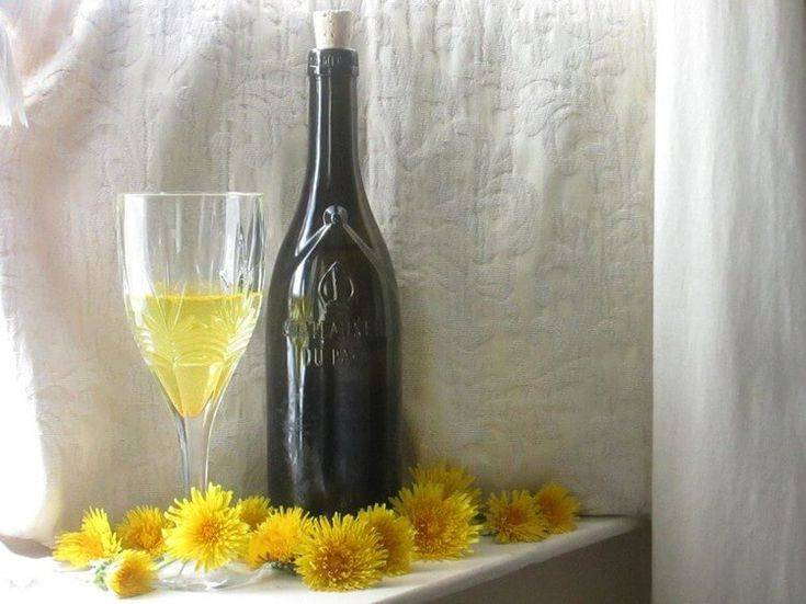 Вино из одуванчиков: рецепт с фото и как правильно приготовить