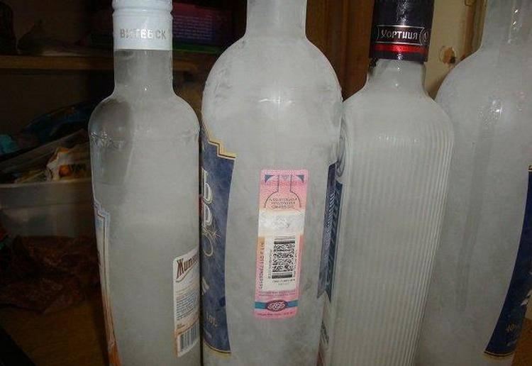 Как очистить водку и спирт в домашних условиях