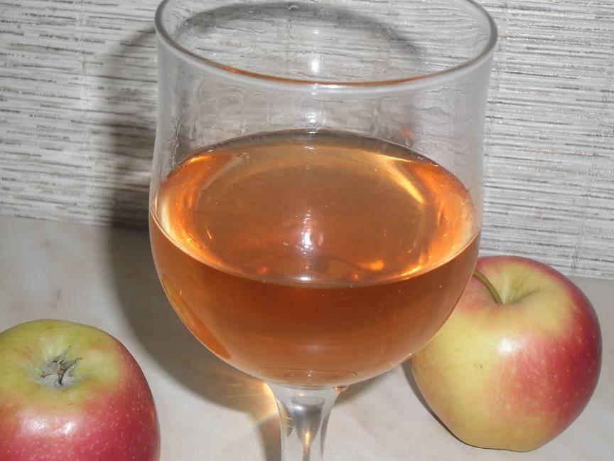 Вино из яблок - домашний пошаговый рецепт