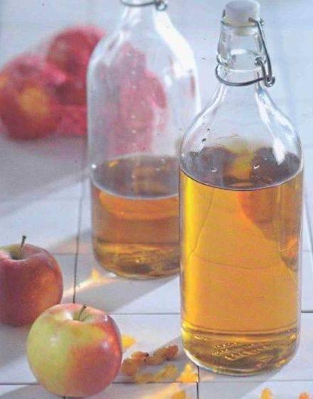 Как самостоятельно приготовить яблочный уксус в домашних условиях