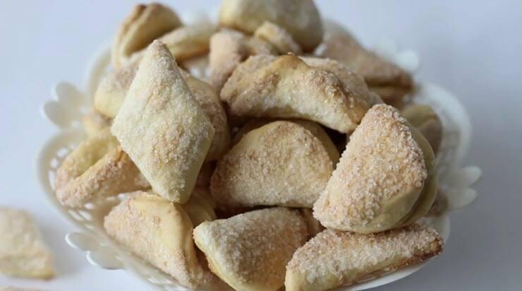 Сахарное печенье (30 рецептов с фото) - рецепты с фотографиями на поварёнок.ру