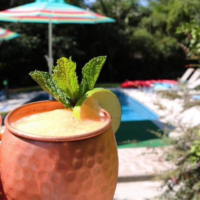Как приготовить тропический ? коктейль май тай (mai тai) в домашних условиях