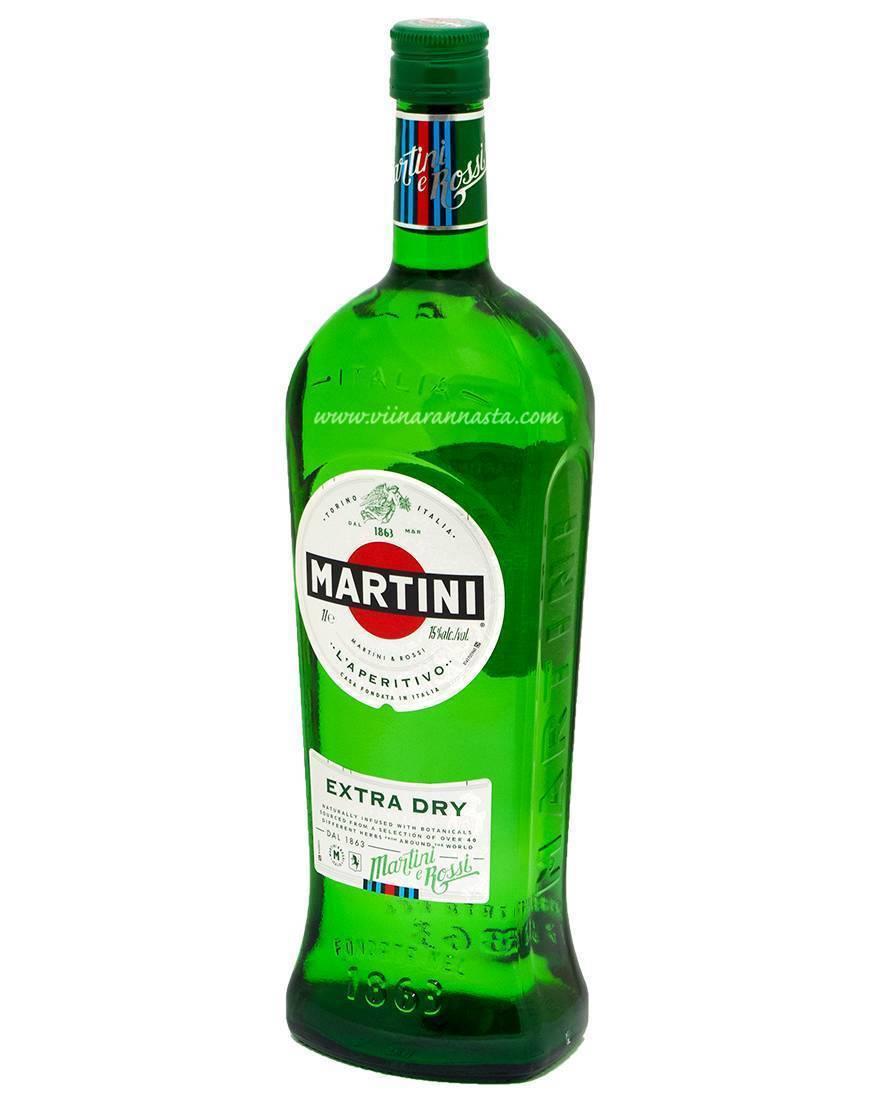 Мартини экстра драй: с чем пить, каким соком разбавлять, чем закусывать