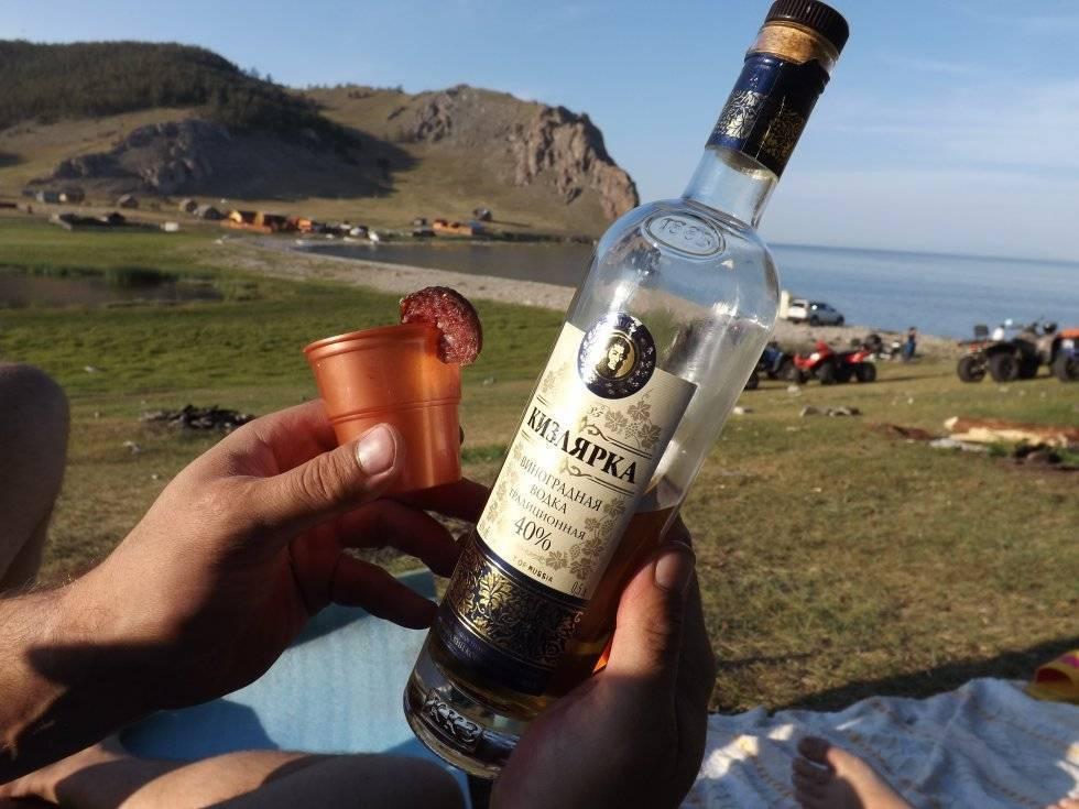Водка Кизлярка — алкогольный напиток дагестанского происхождения