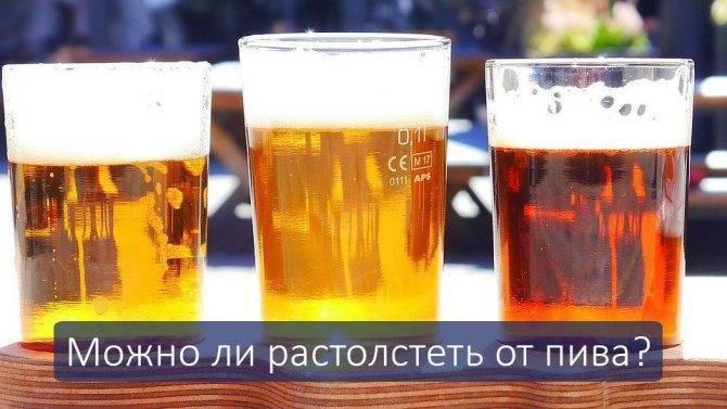 Толстеют ли от пива женщины без закуски. поправляются ли от пива или это домыслы