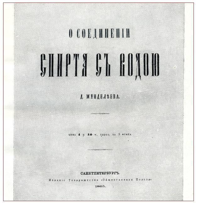 История водки: кто ее придумал и когда появился стандарт.