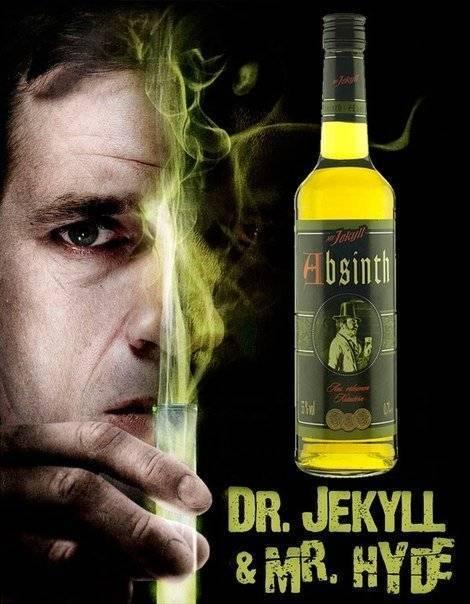 Абсент мистер джекил (mr. jekyll): обзор вкуса и виды