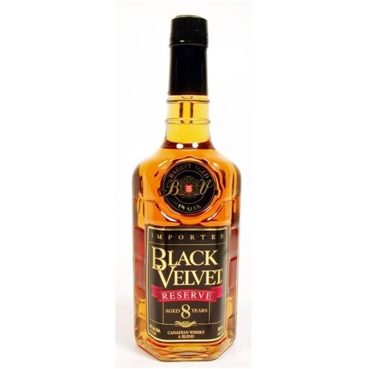 Виски блэк вельвет: история, обзор вкуса и видов