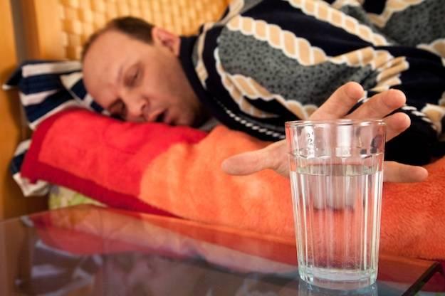 Как уснуть после запоя (алкогольная бессонница) - восстановление сна   во сне