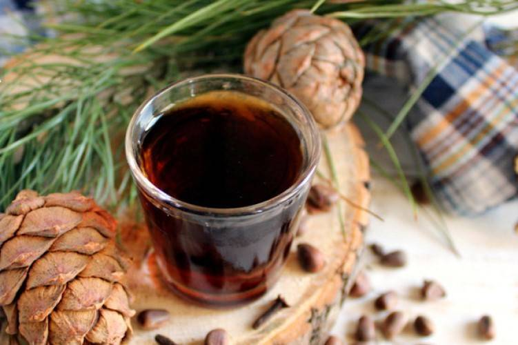 Рецепты приготовления самогона на кедровых орешках. сколько варить орехи кедровые - поджелудочная