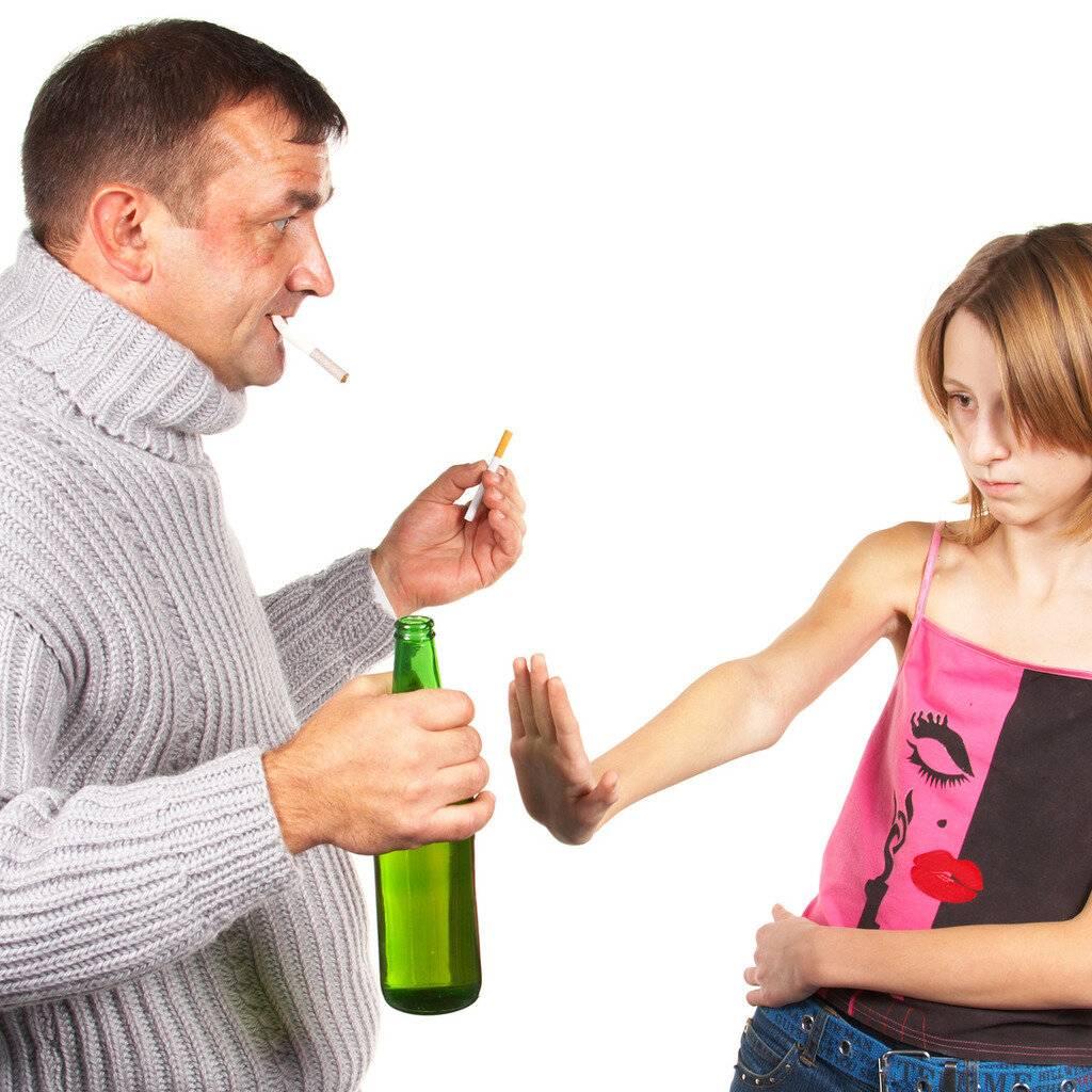 Что делать, если мама узнала что я пью?