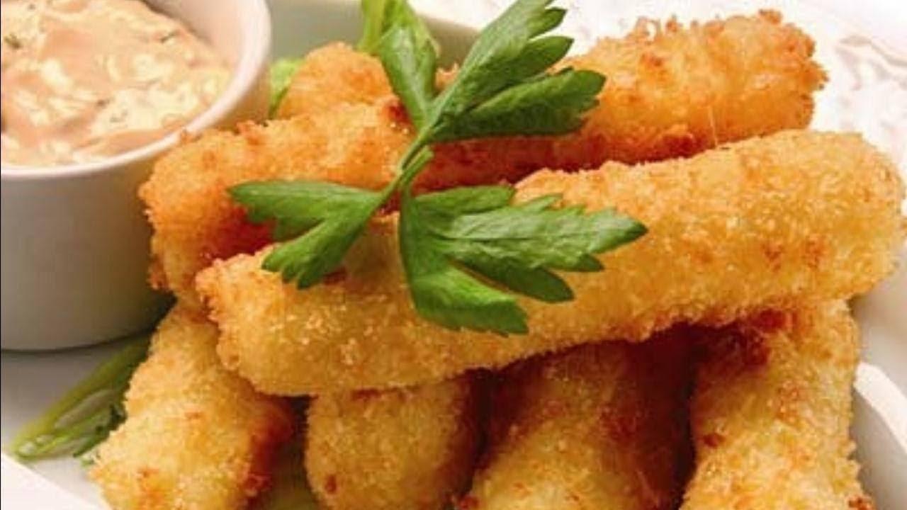 Крабовые палочки в пивном кляре рецепт с фото пошагово - 1000.menu