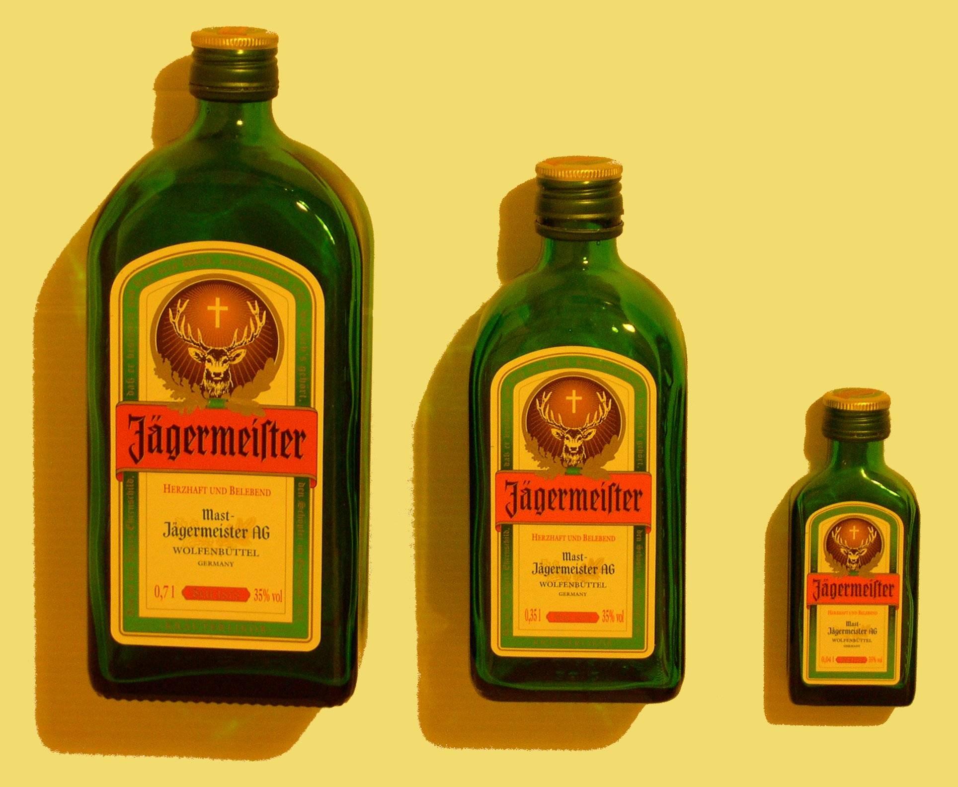 Егермейстер - состав, как и с чем пить, коктейли