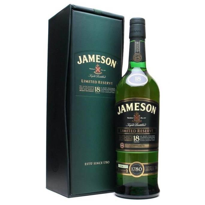 """Ирландский виски """"джемисон"""": отзывы, особенности и состав"""