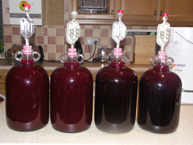 Самогон из вина: технология приготовления