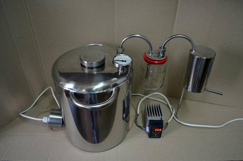 Что такое электрический самогонный аппарат — особенности и принцип работы