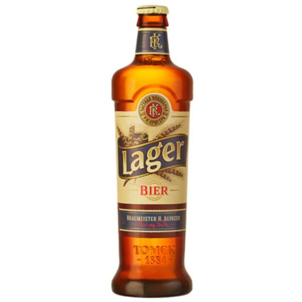 Пиво сорта лагер. pale lager - светлый лагер