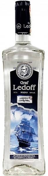 Водка особая граф ледофф полар | федеральный реестр алкогольной продукции | реестринформ 2020
