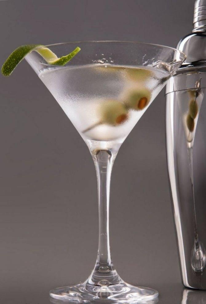 Рецепты приготовления коктейля джеймса бонда