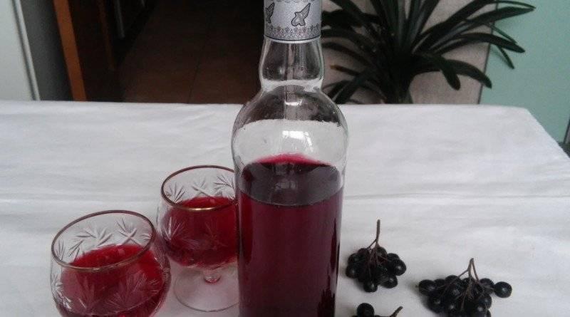 Вино из черноплодной рябины – домашний рецепт приготовления без дрожжей