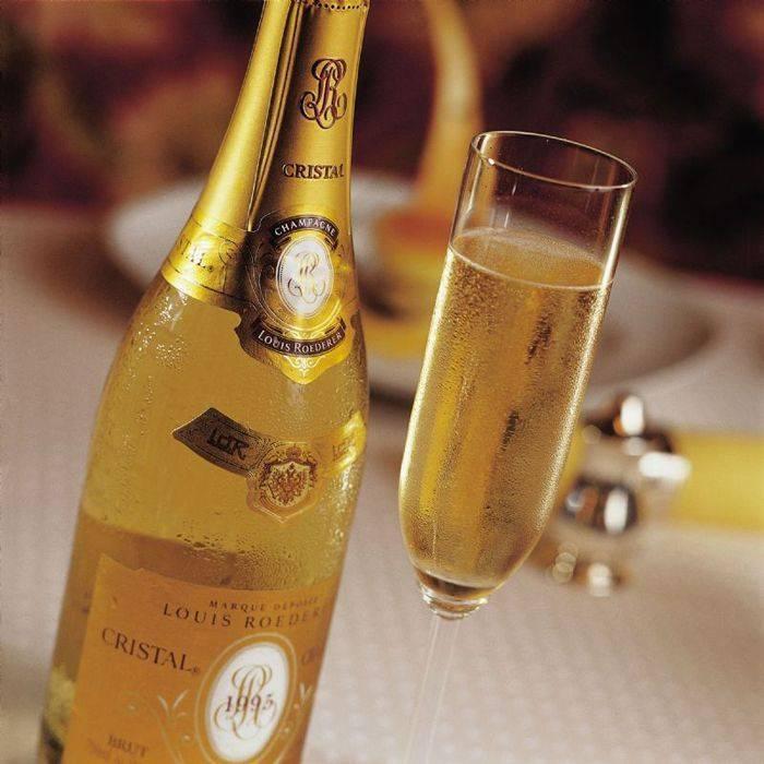 Шампанское «кристалл» — описание, виды, цена – как правильно пить
