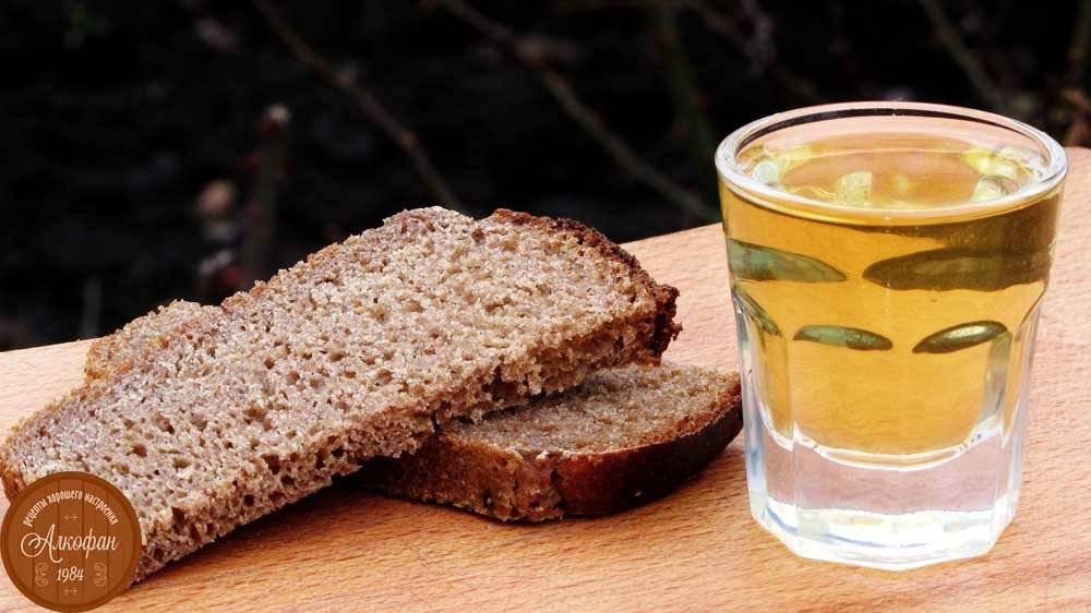 Бородинская настойка - рецепт на перловке, хлебе, солоде