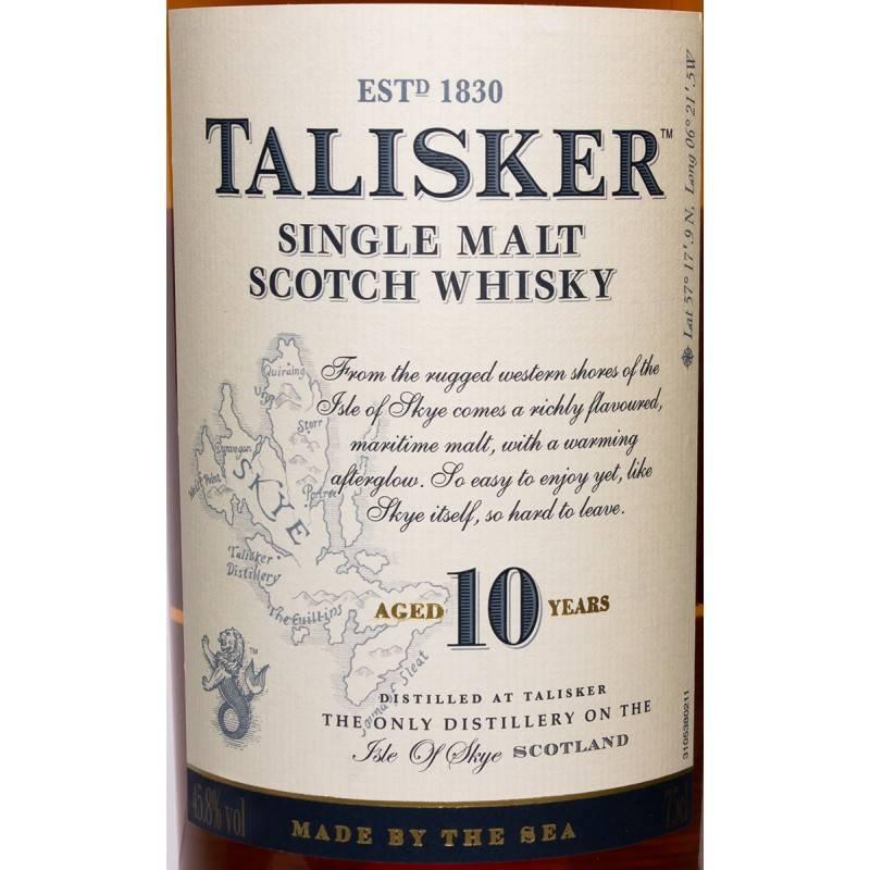 Виски талискер: история, обзор вкуса и видов