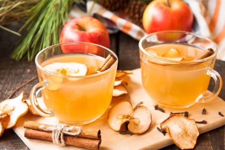 Яблочный пунш безалкогольный рецепт приготовления. горячие алкогольные напитки — грог, белый глинтвейн, яблочный пунш, айриш-кофе, горячее пиво. как и из чего пьют