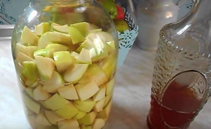Яблочный уксус в домашних условиях без дрожжей: пошаговый рецепт