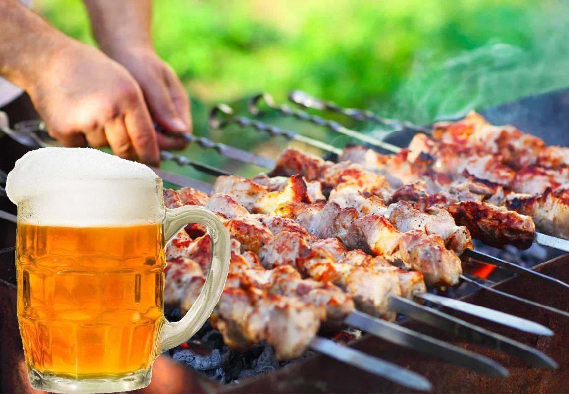 Рецепт шашлыка в пиве. секреты приготовления и отзывы