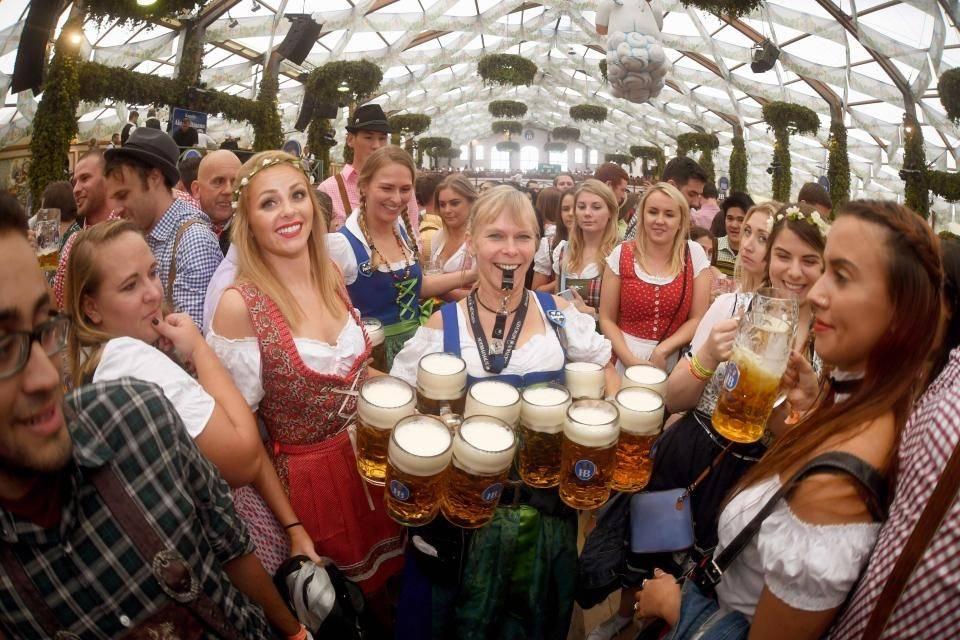Твое светлое будущее: октоберфест и другие пивные фестивали