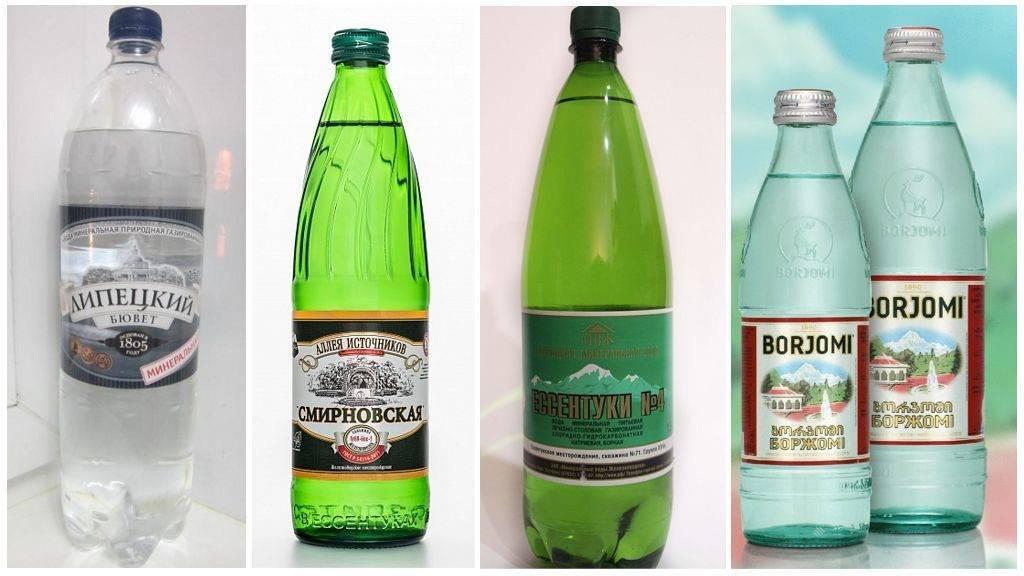 Как выбрать качественную минеральную воду